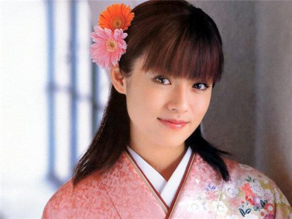 Красота и молодость Японских женщин.