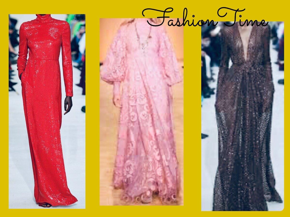 Шикарное долинное платье украсит любую фигуру