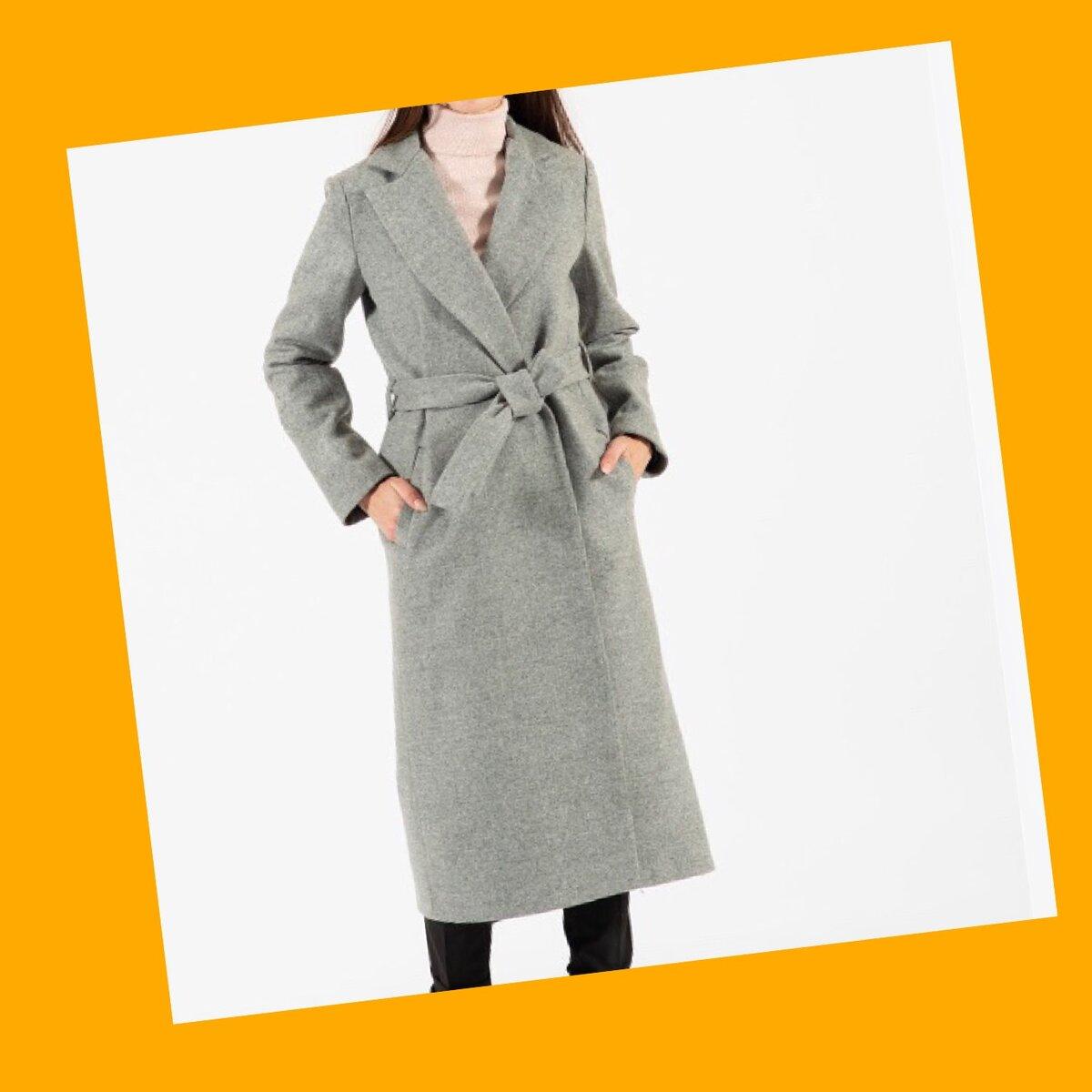 Примерно такое пальто хотела приобрести